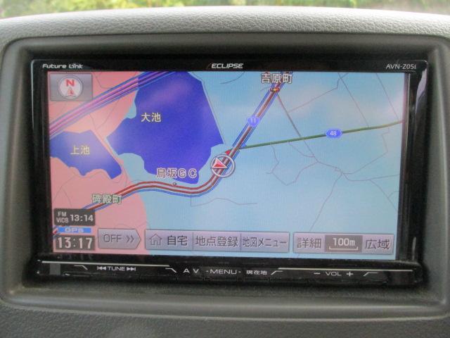 G 社外SDナビ フルセグ D席シートヒーター ETC スマートキー フルオートエアコン HID 両側スライドドア(17枚目)