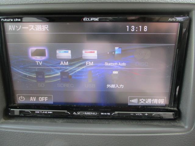 G 社外SDナビ フルセグ D席シートヒーター ETC スマートキー フルオートエアコン HID 両側スライドドア(18枚目)