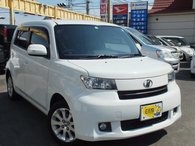 「トヨタ」「bB」「ミニバン・ワンボックス」「香川県」の中古車8
