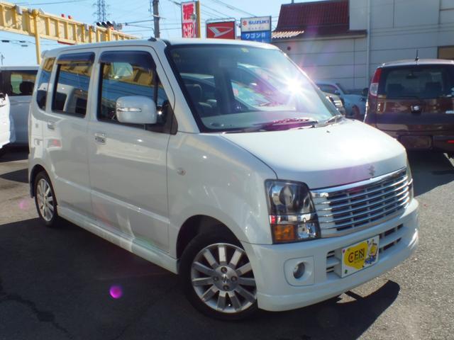 「スズキ」「ワゴンR」「コンパクトカー」「香川県」の中古車13
