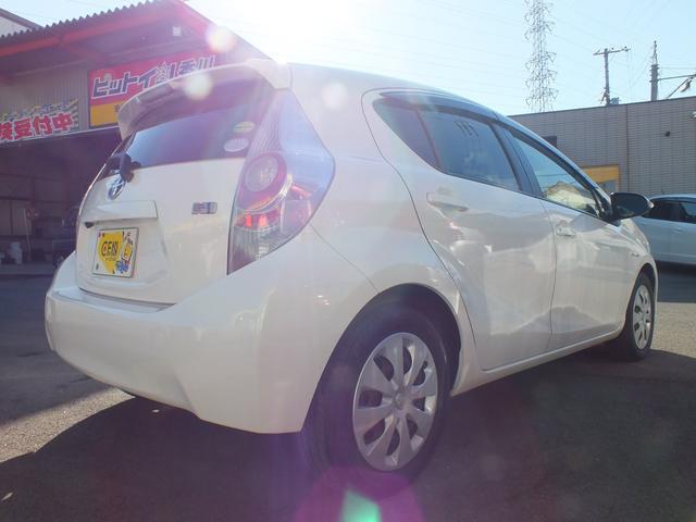 「トヨタ」「アクア」「コンパクトカー」「香川県」の中古車13
