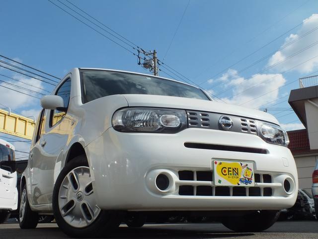 「日産」「キューブ」「ミニバン・ワンボックス」「香川県」の中古車7
