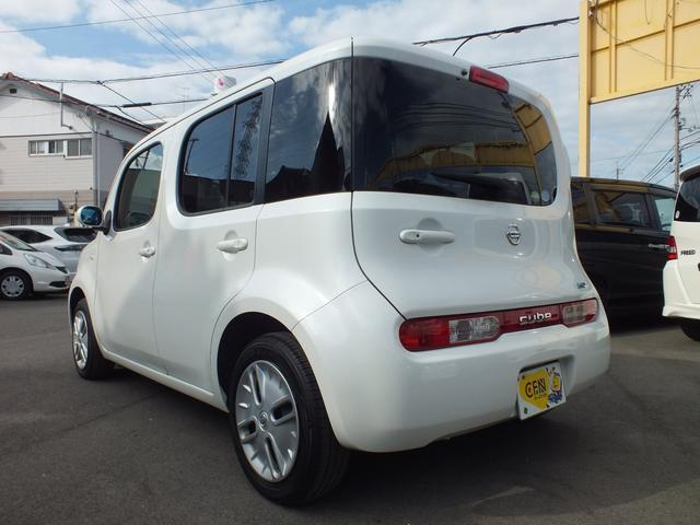 「日産」「キューブ」「ミニバン・ワンボックス」「香川県」の中古車15