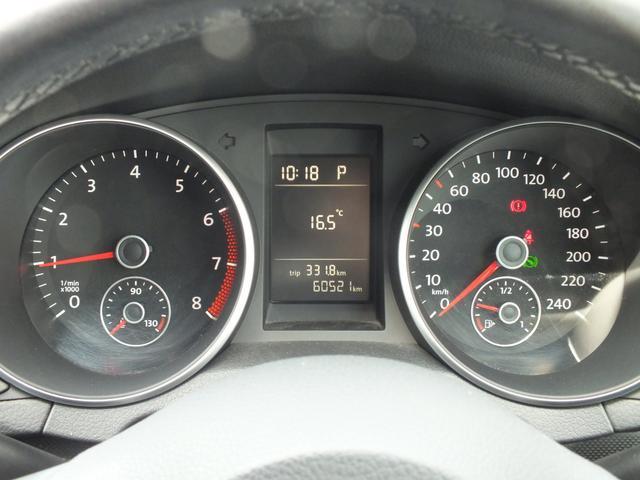 TSIコンフォートライン 5月中限定価格 TSIコンフォートライン(5名) デーラー車 右ハンドル 走行60500キロ(27枚目)