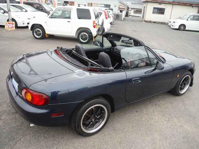 「マツダ」「ロードスター」「オープンカー」「香川県」の中古車24