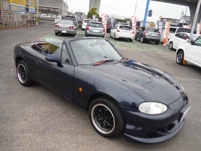 「マツダ」「ロードスター」「オープンカー」「香川県」の中古車25