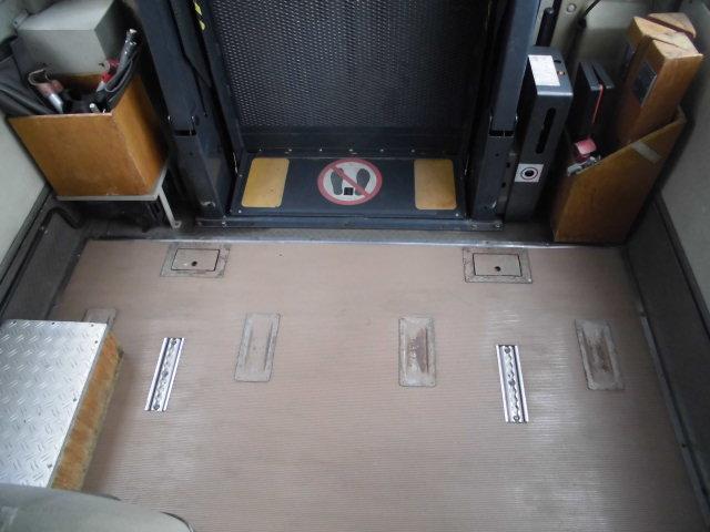 ロングカスタムターボエアサスリア観音スイング自動ドア福祉車両(22枚目)