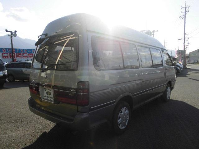 「トヨタ」「ハイエース」「ミニバン・ワンボックス」「徳島県」の中古車5