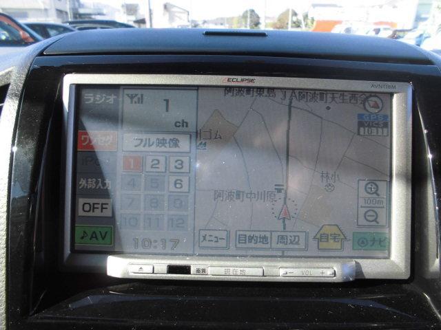 スズキ パレットSW XS 左パワースライドドア SDナビ スマートキー ETC
