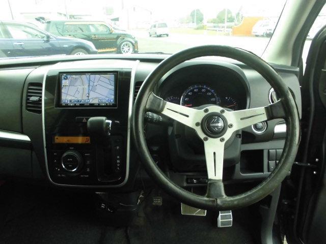 X車高調HDDナビTV外16アルミワンオーナーETC(9枚目)