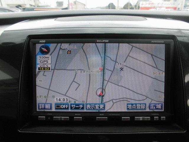 X車高調HDDナビTV外16アルミワンオーナーETC(10枚目)