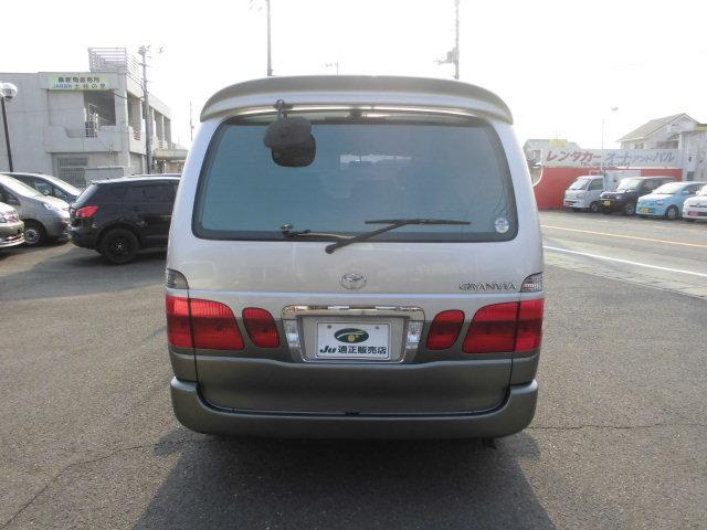 「トヨタ」「グランビア」「ミニバン・ワンボックス」「徳島県」の中古車4