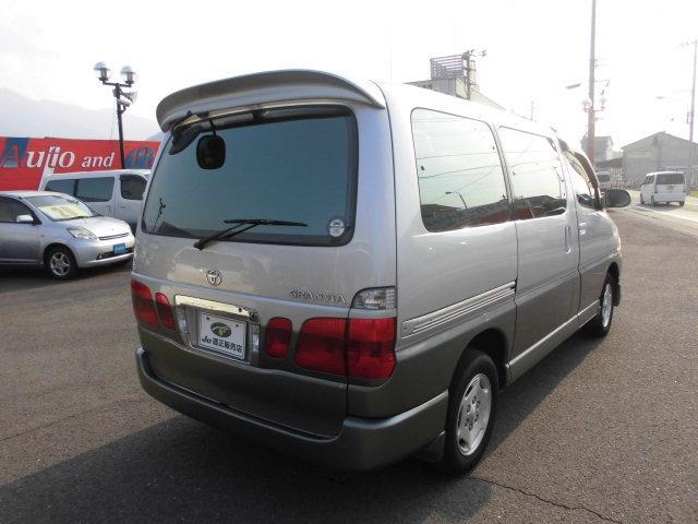 「トヨタ」「グランビア」「ミニバン・ワンボックス」「徳島県」の中古車5