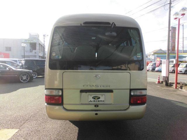 「トヨタ」「コースター」「その他」「徳島県」の中古車4