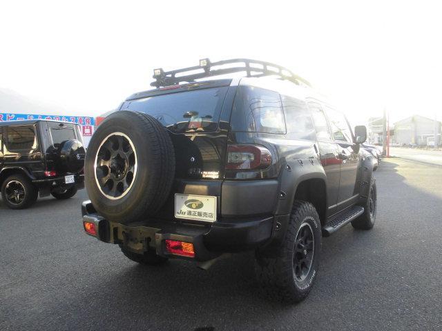 「トヨタ」「FJクルーザー」「SUV・クロカン」「徳島県」の中古車5