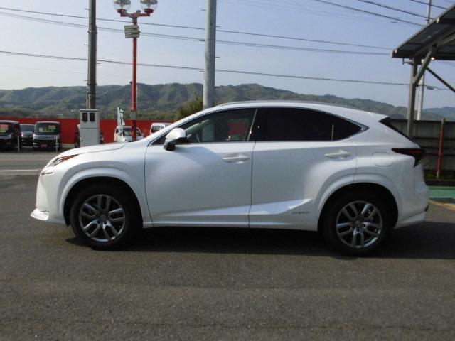 「レクサス」「NX」「SUV・クロカン」「徳島県」の中古車3