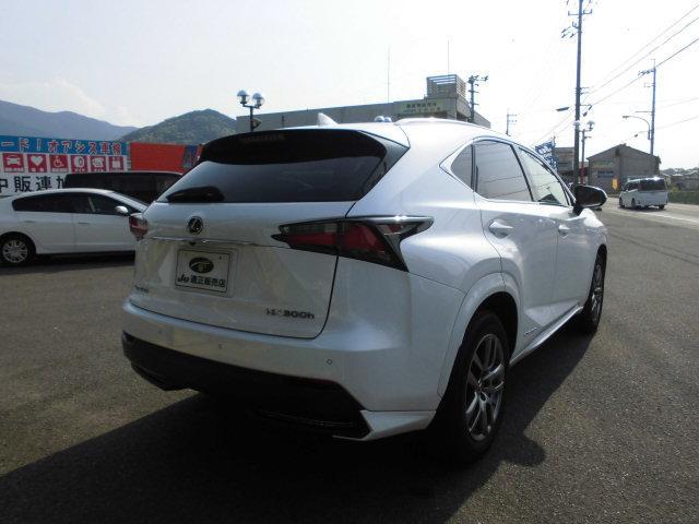 「レクサス」「NX」「SUV・クロカン」「徳島県」の中古車5