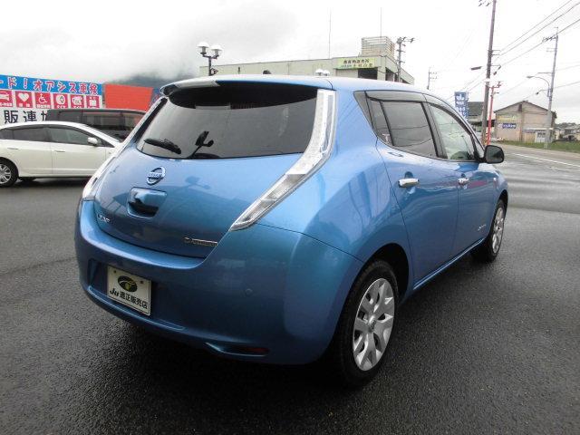 「日産」「リーフ」「コンパクトカー」「徳島県」の中古車5