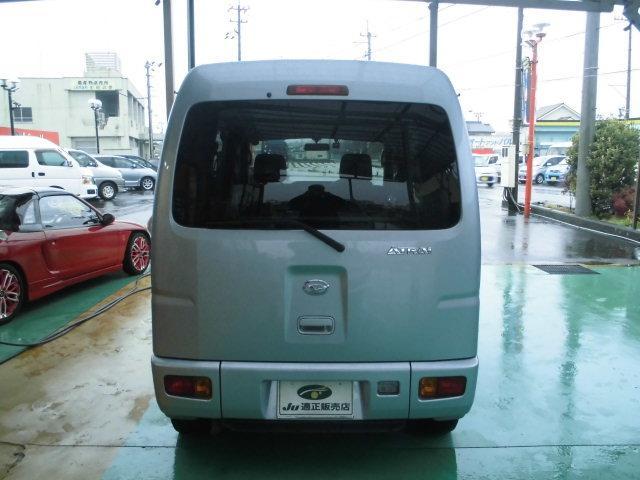 スローパーリアシート付き4人乗り車いす固定両側スライドドア福祉車両キーレス電格ミラー(4枚目)