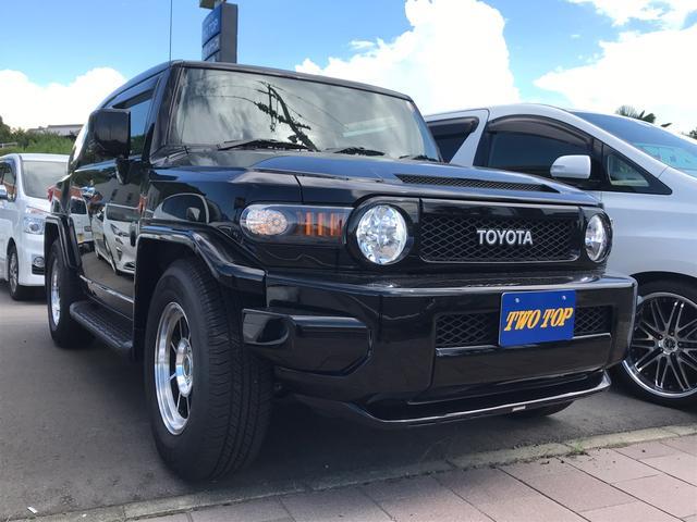 「トヨタ」「FJクルーザー」「SUV・クロカン」「香川県」の中古車5