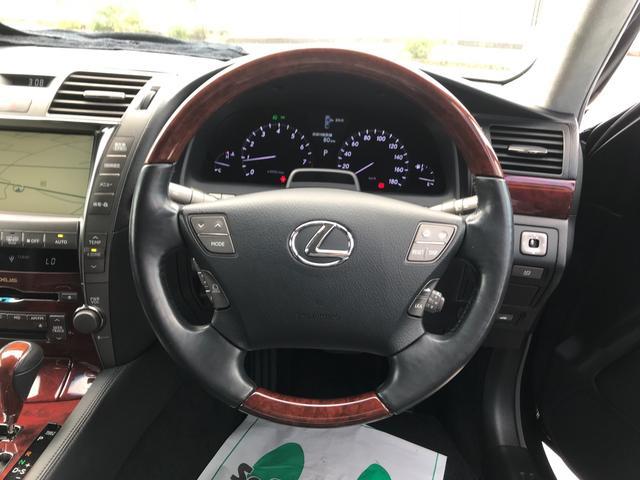 「レクサス」「LS」「セダン」「香川県」の中古車22