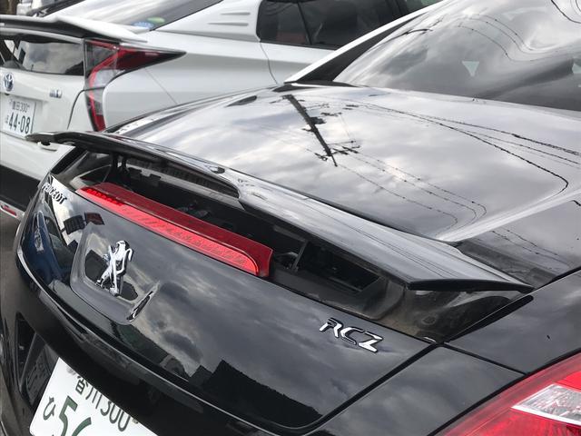 「プジョー」「プジョー RCZ」「クーペ」「香川県」の中古車30