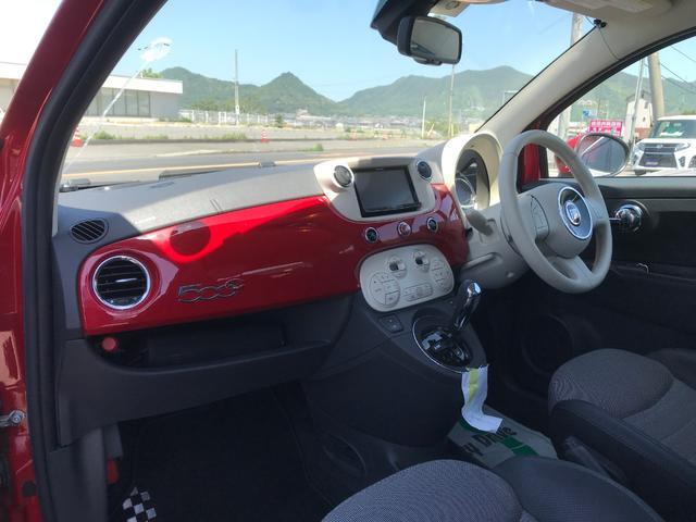 「フィアット」「500(チンクエチェント)」「コンパクトカー」「香川県」の中古車17