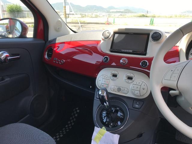 「フィアット」「500(チンクエチェント)」「コンパクトカー」「香川県」の中古車24