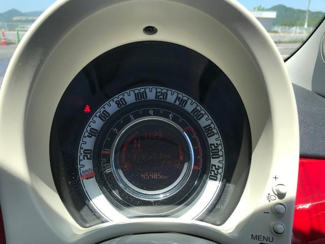 「フィアット」「500(チンクエチェント)」「コンパクトカー」「香川県」の中古車39