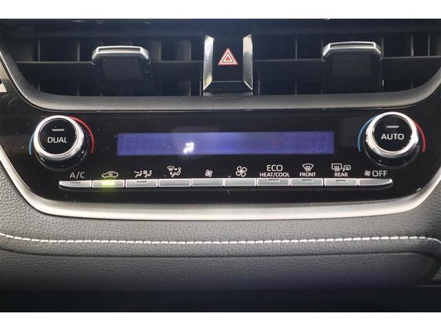 快適な車内空間に誘うオートエアコン快適な空間で車内の会話も弾みます。