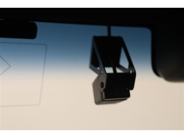 ドライブレコーダー付きです。もしもの時に役立ちます!