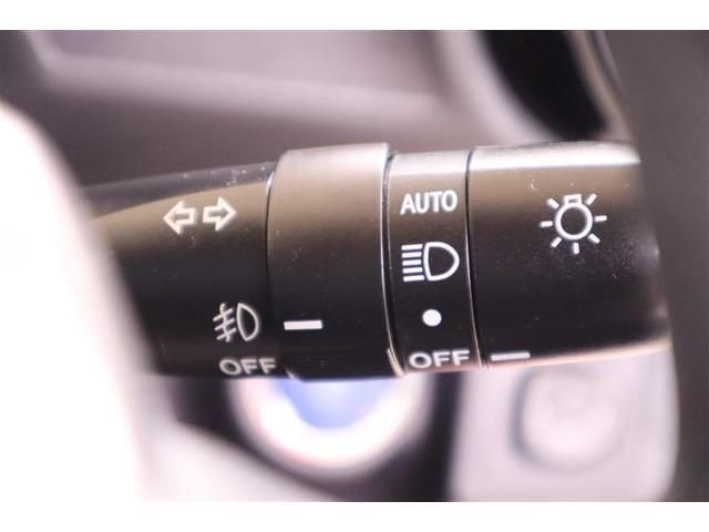 オートライト付!車外の明るさに応じて自動でヘッドライトを点灯・消灯します