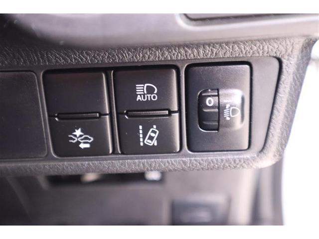 万一の衝突事故回避支援や被害軽減に役立つトヨタセーフティセンス搭載しています。