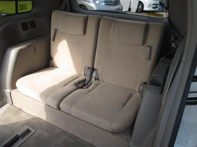 トヨタ アイシス G Uセレクション 両側電動スライド 電動バックゲート