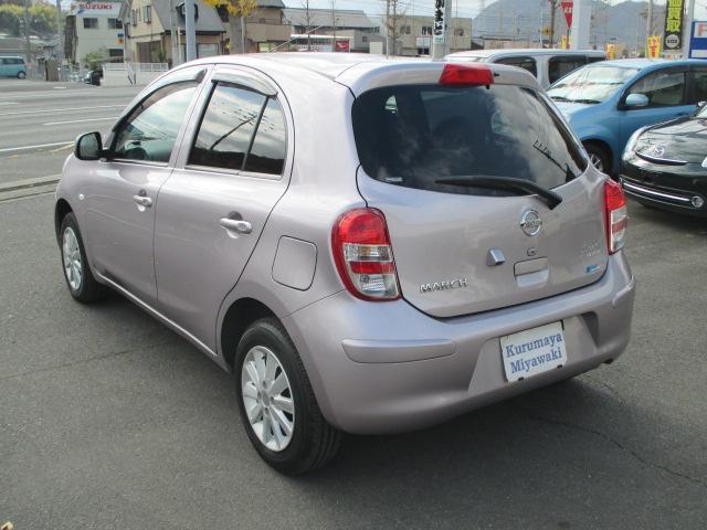 「日産」「マーチ」「コンパクトカー」「香川県」の中古車3