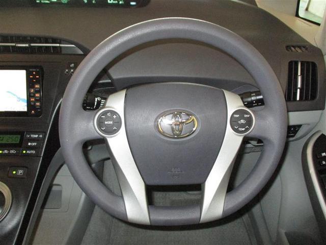 トヨタ プリウス S メモリーナビ ワンセグ バックモニター スマートキ-