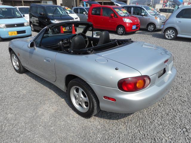 「マツダ」「ロードスター」「オープンカー」「徳島県」の中古車60