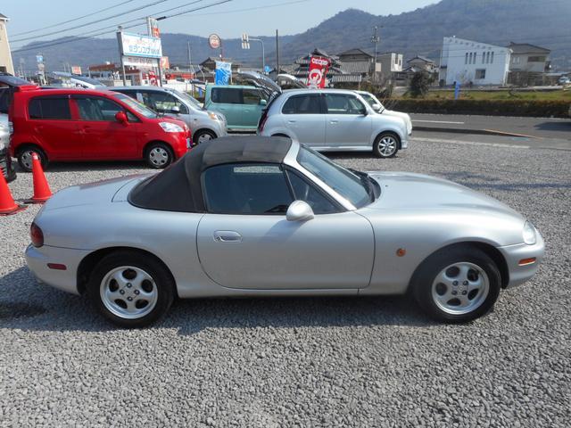 「マツダ」「ロードスター」「オープンカー」「徳島県」の中古車66