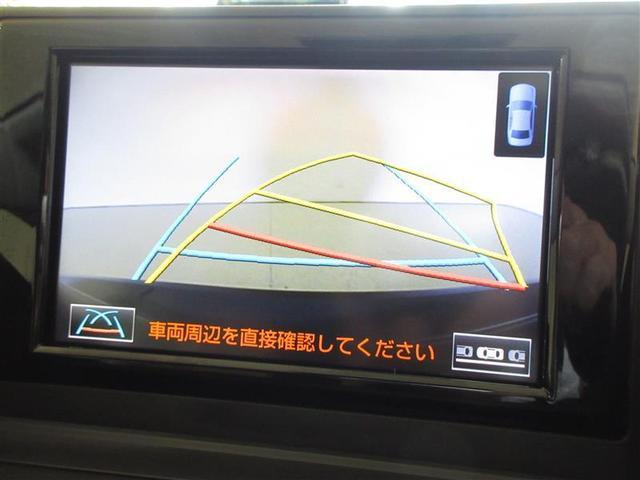 バックモニター付きなのでバックでの車庫入れもラクラク☆ ガイド線も付いてより安心!