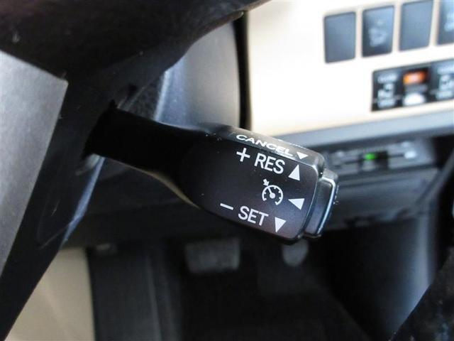 クルーズコントロールは希望の車速をセットすることにより定速走行が可能です。足をかけることなく設定車速で走行でき、ロングドライブの時には大活躍です☆