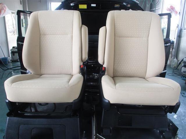 【トヨタの高品質Car洗浄ブランド】「まるまるクリン」実施済み。シートを取り外して徹底クリーニング