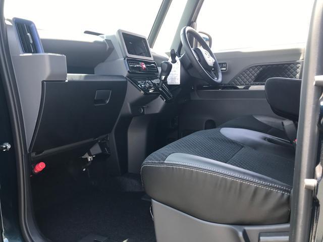 カスタムRS 両側パワスラ 運転席ロングスライドシート スマートキー プッシュスタート LEDヘッドライト ミラクルオープンドア スマアシ 純正アルミ ステアリングスイッチ オートエアコン オートライト ETC(36枚目)