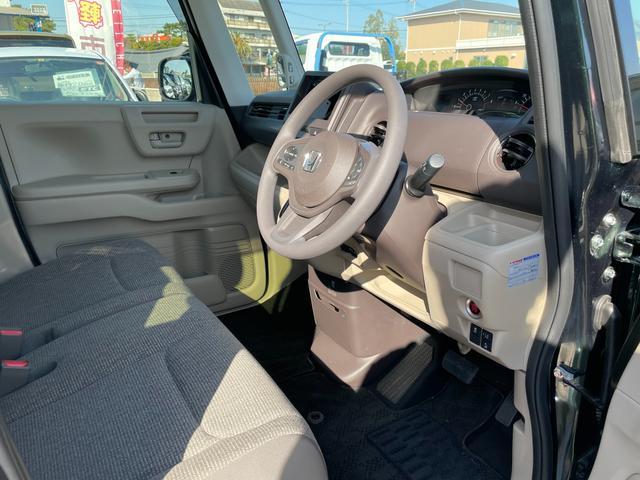 Gホンダセンシング 衝突軽減ブレーキ・誤発進抑制機能・後方誤発進抑制機能搭載 追従機能付クルーズコントロール 車線維持支援システム搭載 LEDヘッドライト スマートキー プッシュスタート 両側スライドドア(36枚目)