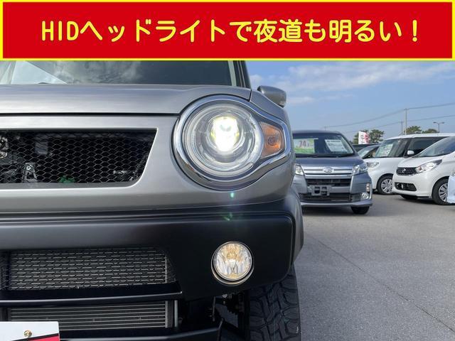 X プラスライン製 フロントバンパー リアバンパー スキッドバンパー マフラー LEDナンバーキット トーヨーオープンカントリータイヤ リフトアップKLC轟30mm レーダーブレーキサポート 社外ナビ(29枚目)