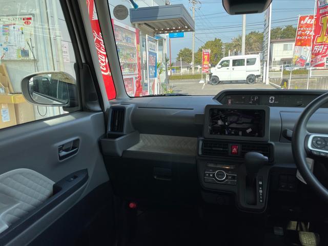 Xセレクション 運転席ロングスライドシート ミラクルオープンドア 左側パワースライドドア 前席シートヒーター スマートアシスト スマートキー プッシュスタート LEDヘッドライト オートライト オートエアコン(28枚目)