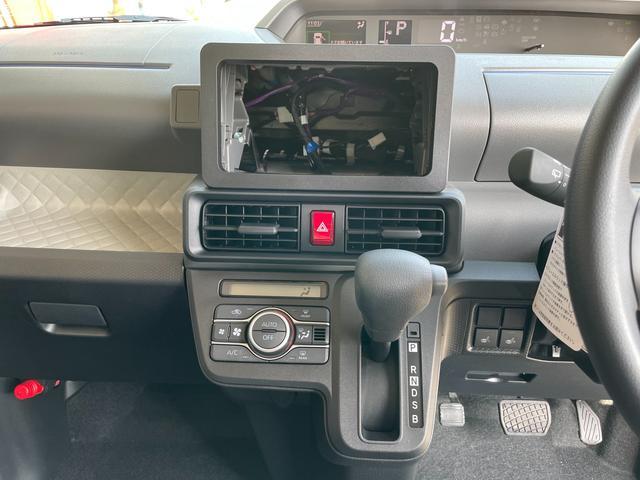Xセレクション 運転席ロングスライドシート ミラクルオープンドア 左側パワースライドドア 前席シートヒーター スマートアシスト スマートキー プッシュスタート LEDヘッドライト オートライト オートエアコン(37枚目)