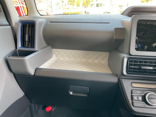 Xセレクション 運転席ロングスライドシート ミラクルオープンドア 左側パワースライドドア 前席シートヒーター スマートアシスト スマートキー プッシュスタート LEDヘッドライト オートライト オートエアコン(38枚目)