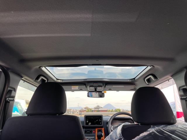 Gターボ スカイフィールトップ 前席シートヒーター LEDヘッドライト スマートキー プッシュスタート オートライト スマアシ クルーズコントロール(29枚目)