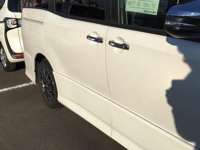 トヨタ ヴォクシー ZS 煌 両側パワースライドドア LED 9インチナビ