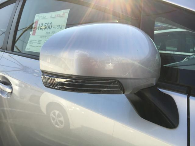 トヨタ プリウスアルファ S スマートキー 5人乗り
